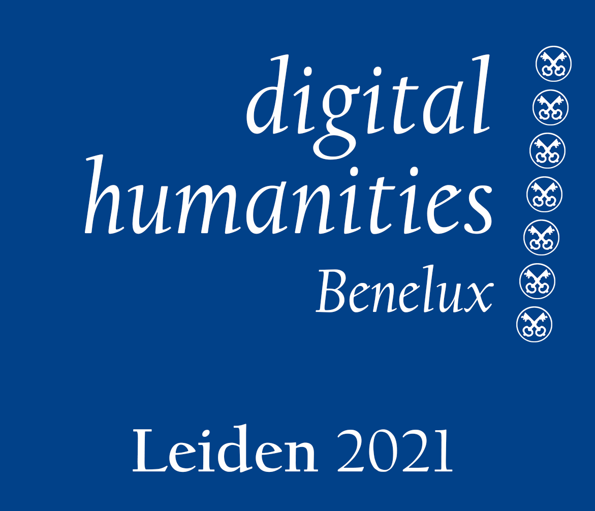 DH Benelux 2021